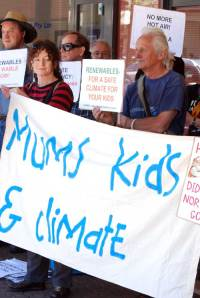 Mums, kids & climate